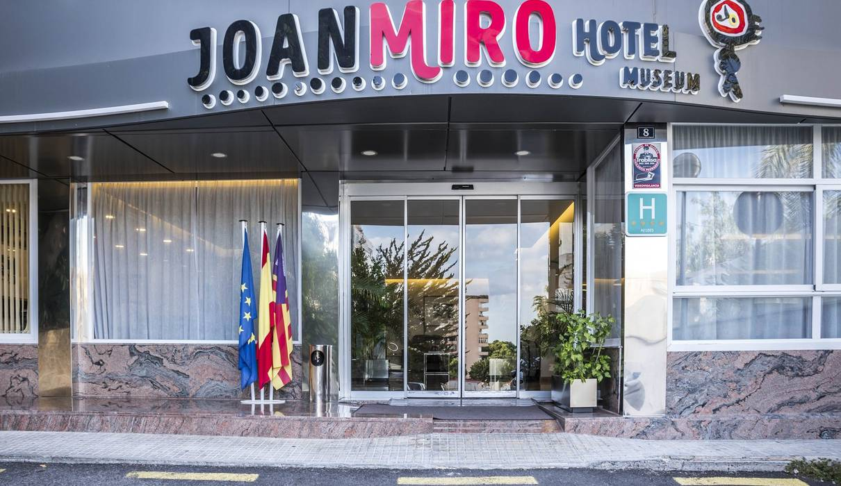 None Hotell Joan Miró Museum Palma